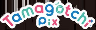 Tamagotchi Pix - Logo